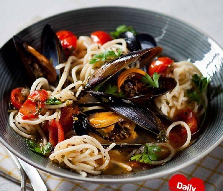 Mix pasta recipe