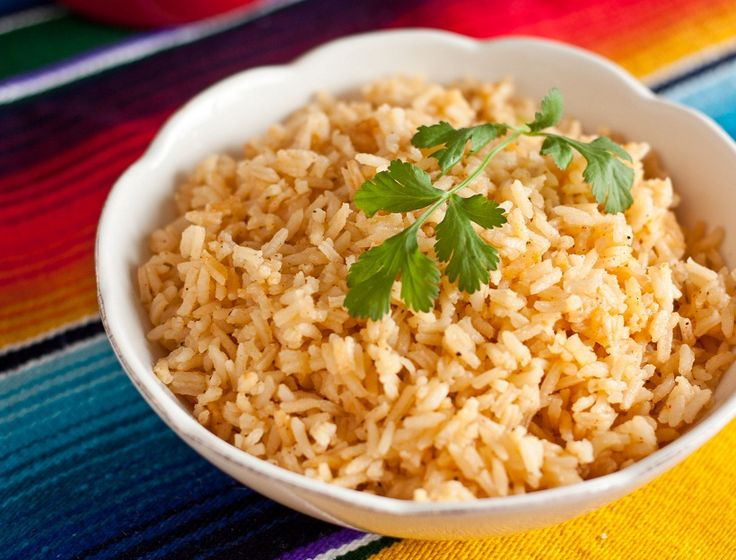 Cooking Classy: Authentic Mexican Rice