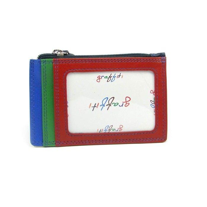 Pouzdro na karty malé - peněženky AHAL