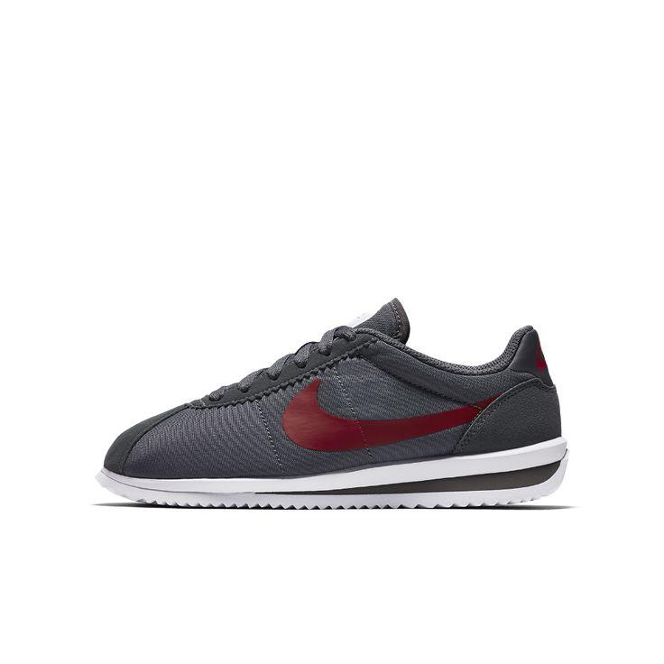 Nike Cortez Ultra Big Kids' Shoe Size 4.5Y (Grey)