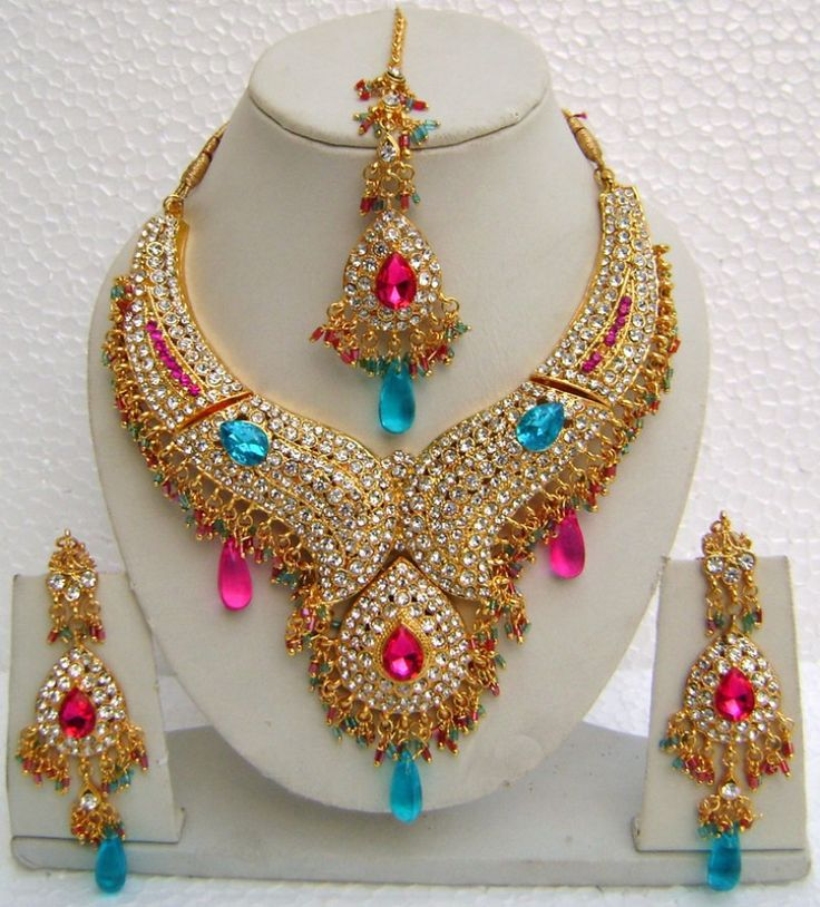 Artificial Bridal Jewellery Sets: 60 Best Designer Goldplated Jewelry Collection Images On