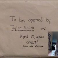 12 Year Old Taylor Smith Left A Heartbreaking Letter Before She Died