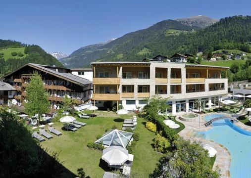 Ambiente - Wellness und Sport Hotel Stroblhof St. Leonhard in Passeier bei Meran Südtirol Italien