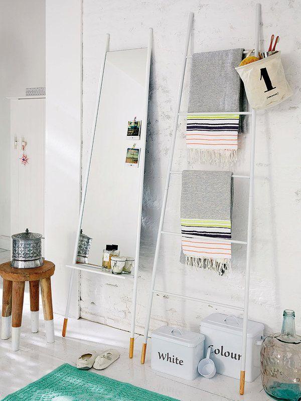 17 mejores ideas sobre ba o con toallero en pinterest for Cuelga toallas bano