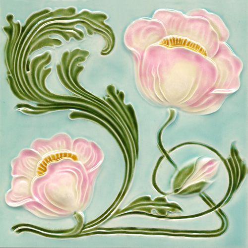 Best 25 art nouveau flowers ideas on pinterest for Art deco flowers
