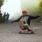 Slide jam 9- Longboard Colombia por POCHO P8