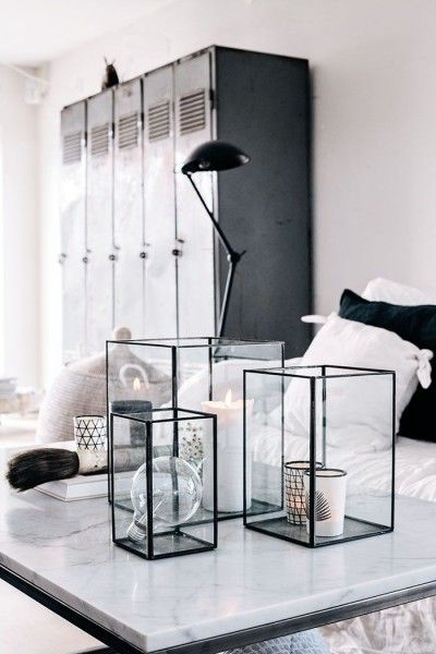 Get The Look: Lantern Pillars by House Doctor | AtNo67 Concept Store