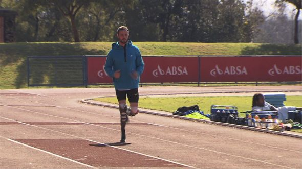 Oscar Pistorius Pistorius, known also as the Blade Runner (because of his prosthetic legs),  has been convicted of culpable homicide for causing the death of his girlfriend Reeva Steenkamp in the early hours of last Valentine's Day, 14 February 2013. Judge Masipa also found him guilty of the illegal discharge of a weapon in a public place. - See more at: http://www.sapeople.com/2014/10/13/follow-oscar-pistorius-trial-sentencing-live-935/#sthash.hxr7s0lP.dpuf