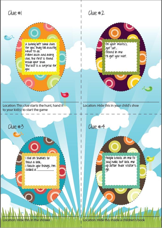 Easter egg hunt games for kids home design 1000 images about easter games worksheets on pinterest negle Images