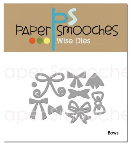 Papersmooches Dies - Bows