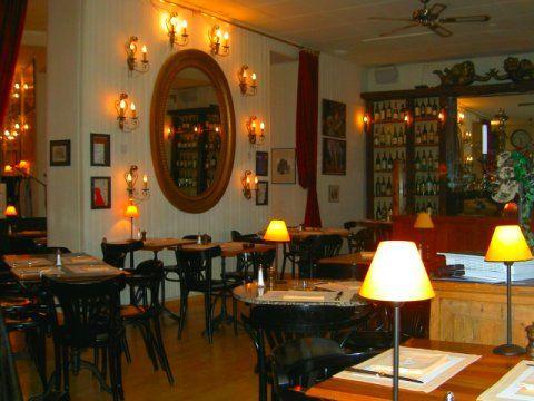 L'Opéra Bouffe à Genève - Restaurant Traiteur