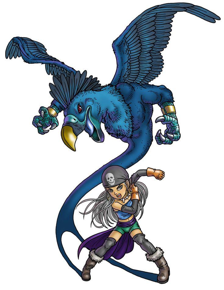 Zola from Blue Dragon: Awakened Shadow