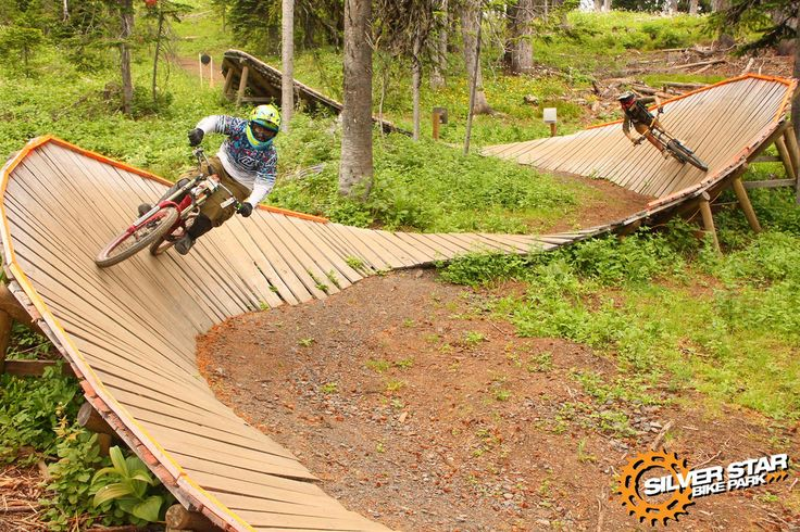 Silver Star Bike Park to Open with New X-Country Trails  Voted the Okanagan's Best Place for Adrenaline Rush, Silver Star Mountain Bike Park in Vernon, BC is gearing up for opening day of the summer season on June 27.  For those who can't wait, the resort is providing a sneak peak June 22 and 23.