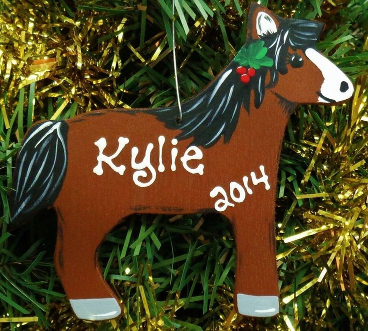 351 best Personalized Christmas Ornaments images on Pinterest