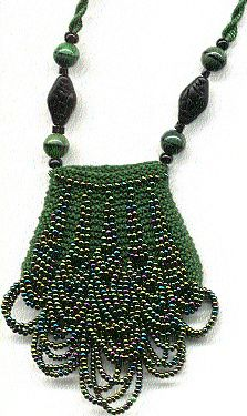 17 best images about amulet bags on beaded