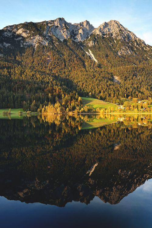 Hintersteiner See, Austria | Mountaineer