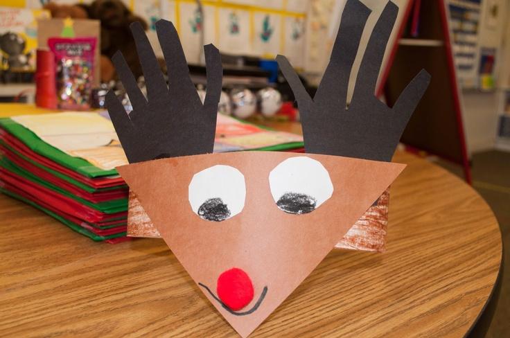 Mrs. Ricca's Kindergarten: Christmas - Reindeer Headband