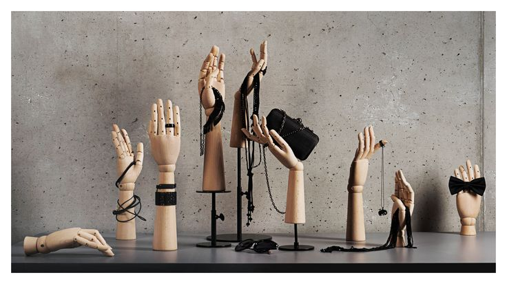 Display HANDS #mannequin #fashion #style #design #display