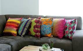 Mooie #batik kussens voor op de bank.