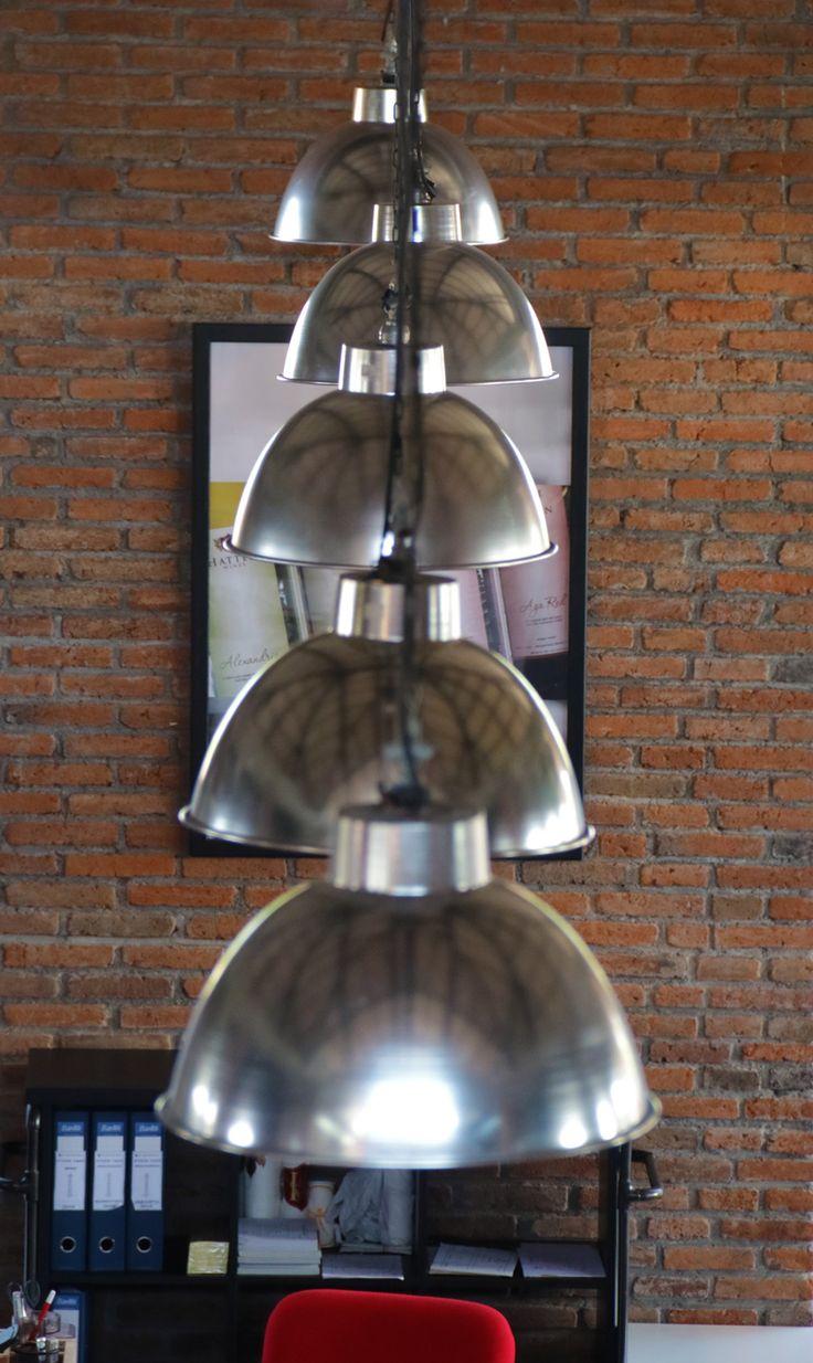 main office décor detail, Hatten Wines office, Bali.