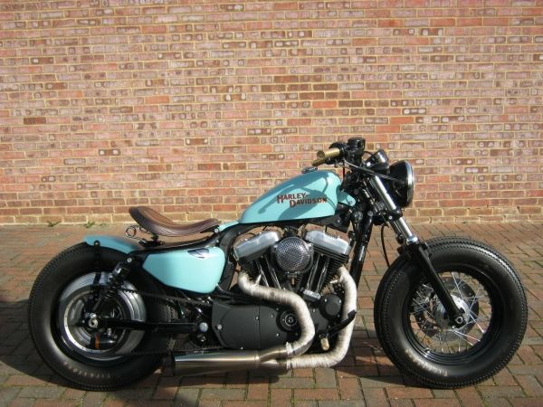 Harley-Davidson XL1200X Forty Eight