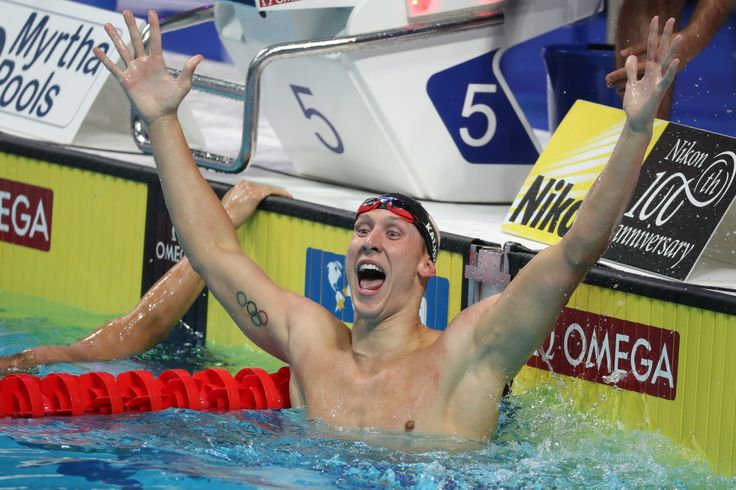 Összefoglaló: Úszás, 8. nap - FINA Budapest 2017