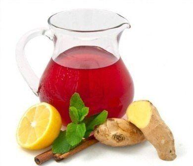 Жиросжигающий напиток - волшебство имбиря, меда и фруктов!