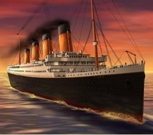 we are studying the incredible ship the titanic i love the titanic! we got to dress up and all that good stuff