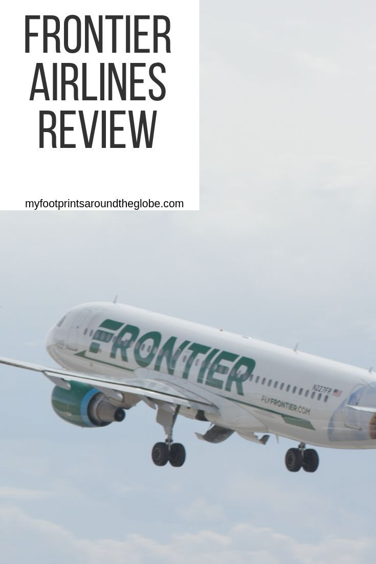 My Full Honest Review On Frontier Airlines Whether To Fly With