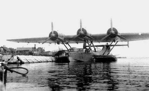 Fårösunds sjöflygsstation (F 2F, OF) - Bunge
