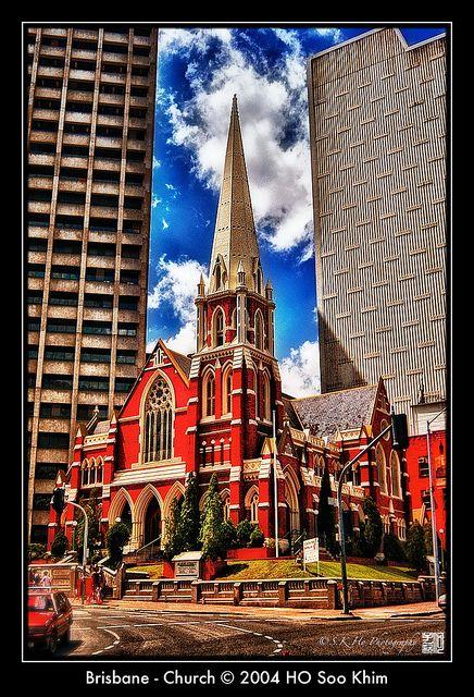 Brisbane - Church