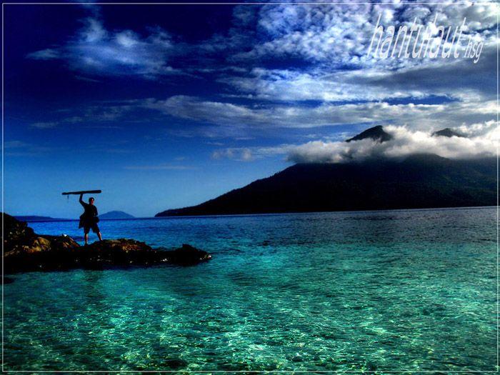 Kepa island, Alor, Nusa Tenggara Timur, Indonesia.