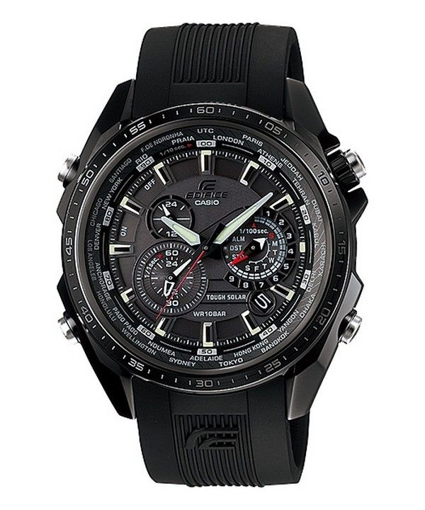 Casio Edifice Tough Solar EQS-500C-1A1