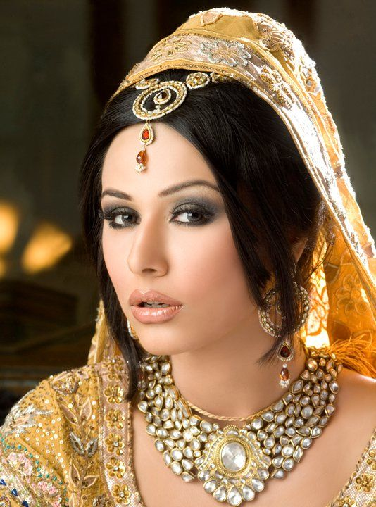 10+ Images About Pakistani Bridal Looks On Pinterest