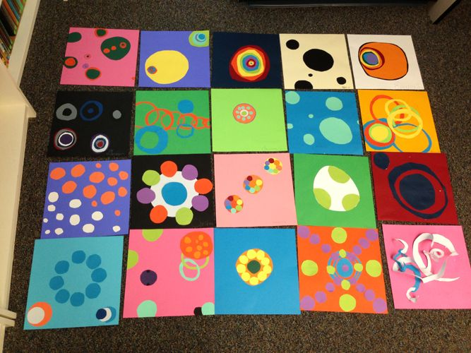 24 best images about dot day on pinterest donald o for International arts and crafts