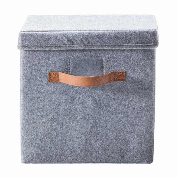 felt Storage Box home & Co