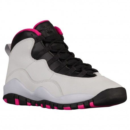 $129.99 #airjordans #solesociety #sneakercommunity  #jordanshoes #kickfeed  jordan 10 grade school,Jordan Retro 10 - Girls Grade School - Basketball - Shoes - Pure Platinum/Vivid Pink/Black-sku:87211008 http://jordanshoescheap4sale.com/1130-jordan-10-grade-school-Jordan-Retro-10-Girls-Grade-School-Basketball-Shoes-Pure-Platinum-Vivid-Pink-Black-sku-87211008.html