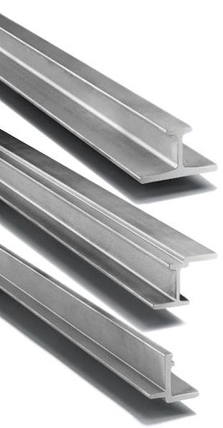 solid mild-steel windows and door frames profile extrusion