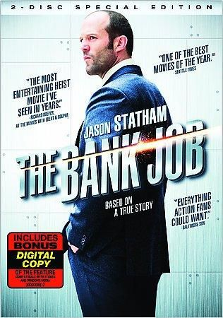 Some names have been changed to protect the guilty. Such is the cheeky spirit of THE BANK JOB, a solidly entertaining British heist film based on England's famous walkie-talkie bank job. The year is 1