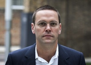 James Murdoch, the News Corp. scion who has increasingly become the focus of the phone hacking and bribery scandal afflicting his father's company, is stepping down as the chairman of News International, its U.K. publishing unit.