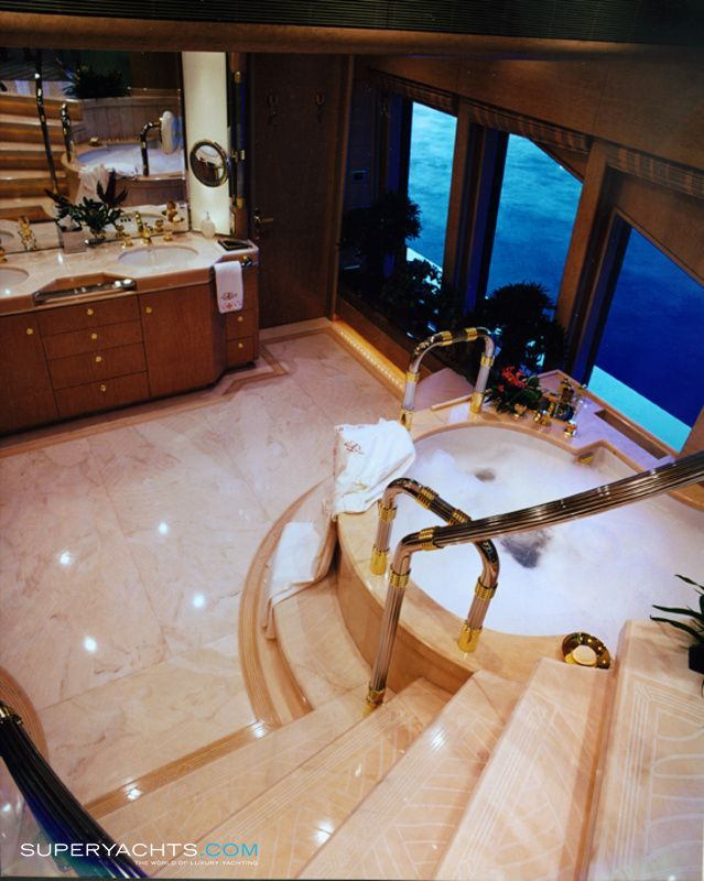 Double Haven Luxury Motor Yacht by Feadship