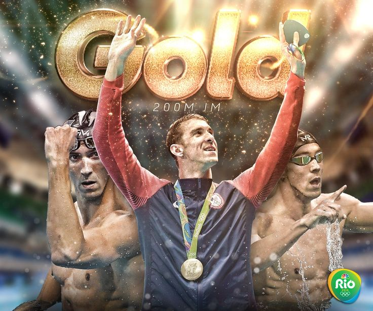 NBC Olympics ‏@NBCOlympics 24h24 hours ago ANOTHER #GOLD! @MichaelPhelps wins his 22nd gold medal. #Rio2016
