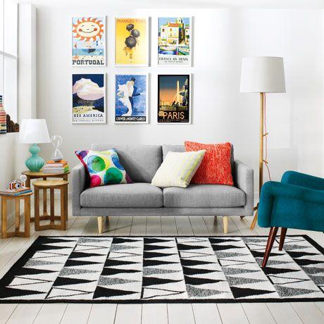 ColourE- Studio - freedom furniture