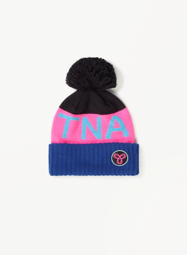 TNA ALOUETTE HAT - A vintage ski-inspired winter toque