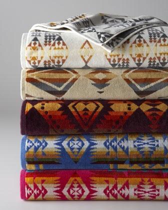 Best Southwestern Beach Towels Ideas On Pinterest - Oversized towels for small bathroom ideas