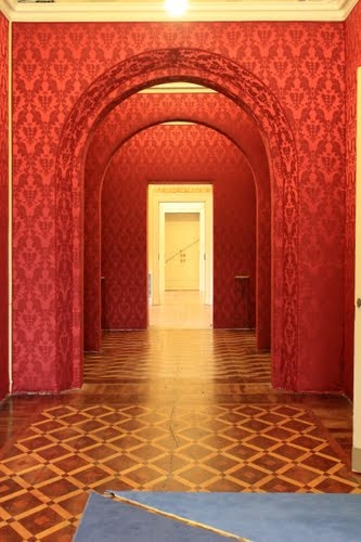 Inside the Villa Reale (Monza). Monza,  Province of Monza and Brianza , Lombardy region Italy