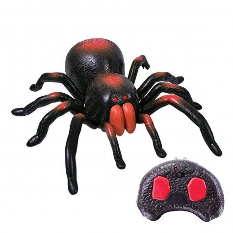 #DKwholesale #Toys #Game for Kids Radio Controlled #Tarantula Spider at #Wholesale price.  Email us sales@dkwholesale.com or +441618325200