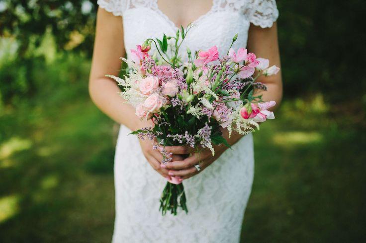 Bröllop vid Docklands i Nacka