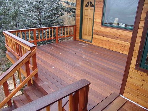 Cheap Materials = Deck Failure - Articles - Networx