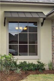 WINDOW AWNINGS - Design Your Awning | Custom Awnings | Front